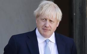 Джонсон пообещал высылать из Великобритании нелегальных мигрантов