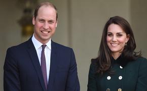 Принц Уильям и Кейт Миддлтон показали пример Гарри и Меган
