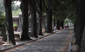 Легенды Парижа: кладбище Пер-Лашез