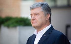 Порошенко объяснил, почему не присутствовал на праздновании Дня независимости Украины