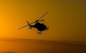 Во время сельхозработ под Краснодаром разбился вертолет