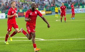 «Уфа» наносит первое поражение «Зениту» 1:0