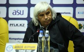 Петрушин: Если в чемпионате прощают, на более высоком уровне получаем по полной