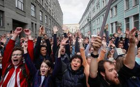 Через неделю-другую студенты ВШЭ опять выскочат на московские улицы и заклеймят московские и российские власти
