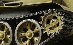 В Забайкалье в танке утонул военный инструктор