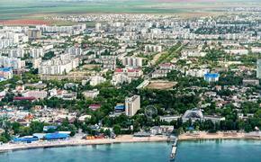 Штаб «Единой России» в крымской Евпатории облили краской