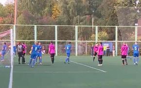 Феноменальный рекорд футбольного сезона: вологжане победили ярославцев со счетом 22:0