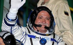 Самого опытного космонавта РФ исключили из отряда