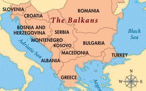 Раздробленные Балканы в евразийском полукруге