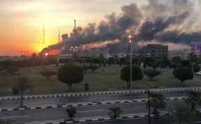 Холодная война на горячем Ближнем Востоке