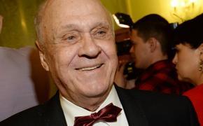 Владимир Меньшов празднует 80-летие