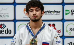 Дзюдоист из Иркутска Махмадбек Махмадбеков взял две медали Первенства Европы