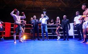 Команда Приморья одержала победу в Кубке Азии по боевым единоборствам