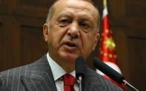 Эрдоган: Турция готова к возможной операции в Сирии