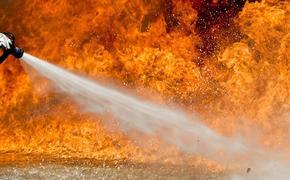 Во время вечеринки в екатеринбургском клубе вспыхнул пожар
