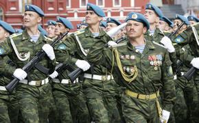 Шойгу предположил, отменят ли в России воинский призыв