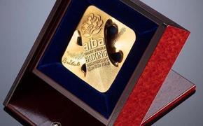 Известный бурятский ювелир изготовил медали для чемпионата мира по боксу среди женщин