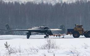 """Появилось видео первого совместного полета Су-57 и """"Охотника"""""""