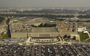 """Пентагон: американские войска в Сирии """"попали в ловушку"""""""