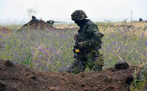 Один военнослужащий погиб в Донбассе, подорвавшись на собственной мине, сообщили в ДНР