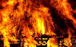 Пять детей погибли при пожаре в жилом доме в Ярославской области