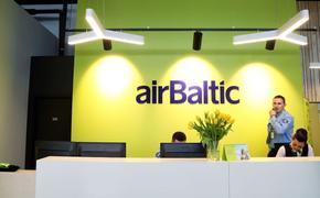 Убытки латвийской национальной авиакомпании airBaltic достигли 26,6 млн евро