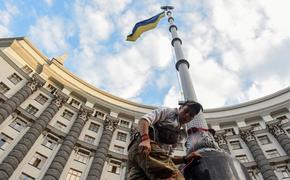 Возможный сценарий распада Украины на несколько частей предсказал бывший министр