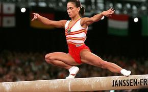 Гимнастка-рекордсменка  Оксана Чусовитина: Меня давно пора занести в Красную книгу