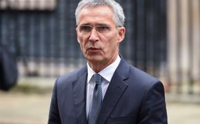 Генсек НАТО призывает страны альянса расширить военную помощь Украине