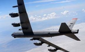 Два американских B-52Н пролетели над резиденцией президента России
