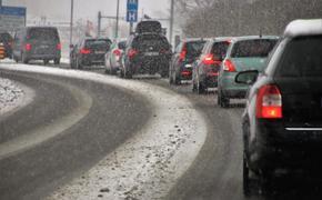 Синоптики: москвичей предупредили о дожде и снеге с понедельника