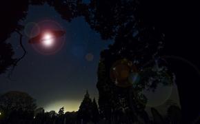 Очередной НЛО попал на камеру возле вулкана Попокатепетль