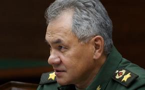"""Шойгу провел переговоры с главкомом """"Сил демократической Сирии"""""""