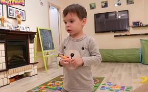 Четырёхлетний российский вундеркинд говорит на 40 языках