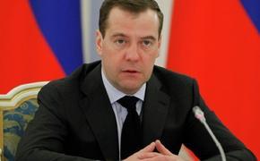 Медведев напомнил о серьезнейших последствиях нарушения реализации нацпроектов
