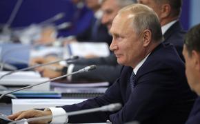 Песков рассказал, что Путин делает для сохранения здоровья