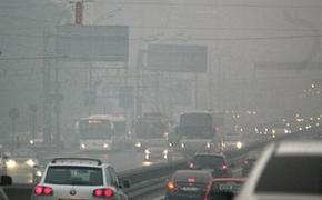 Московских автовладельцев предупредили о заморозках