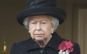 Королева Елизавета II расплакалась на официальном мероприятии