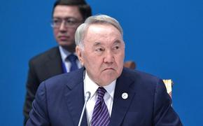 Назарбаев предложил организовать встречу Зеленского с Путиным в Казахстане