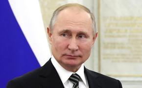 Путин прибыл на саммит БРИКС в Бразилию