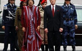 Амазонки Муаммара Каддафи