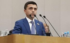 Депутат Госдумы от Крыма высказался по поводу заявления  украинского политика  о Донбассе