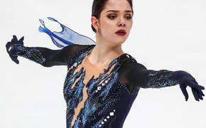 """""""Я знаю свое тело, оно у меня хрупкое"""", - Женя Медведева учит четверной прыжок"""