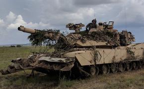 Американские военные в Южной Корее  протестировали  российский танк Т-80