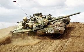 Военные США испытали российский танк Т-80 в Южной Корее