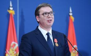 Минздрав Сербии: врачи спасли жизнь президента Александра Вучича