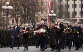 Латвия отмечает годовщину основания государства