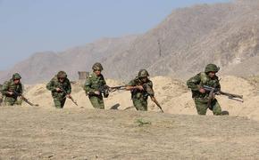 Нападение террористов на погранзаставу Таджикистана признано фейком