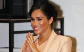 Герцогиня Меган стала самой влиятельной персоной в мире моды онлайн