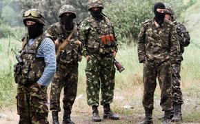 На Украине сообщили о «воздушной атаке России» по десантникам ВСУ в Донбассе
